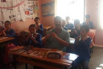       Kıvanç Başkan:Bir Berberin Geleceğe Işık Tutan Projesi