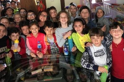 GEZİ & KÜLTÜR SANAT | KÜLTÜR SANAT || Çocuk Oyuncakları Sergisi Büyük İlgi Görüyor