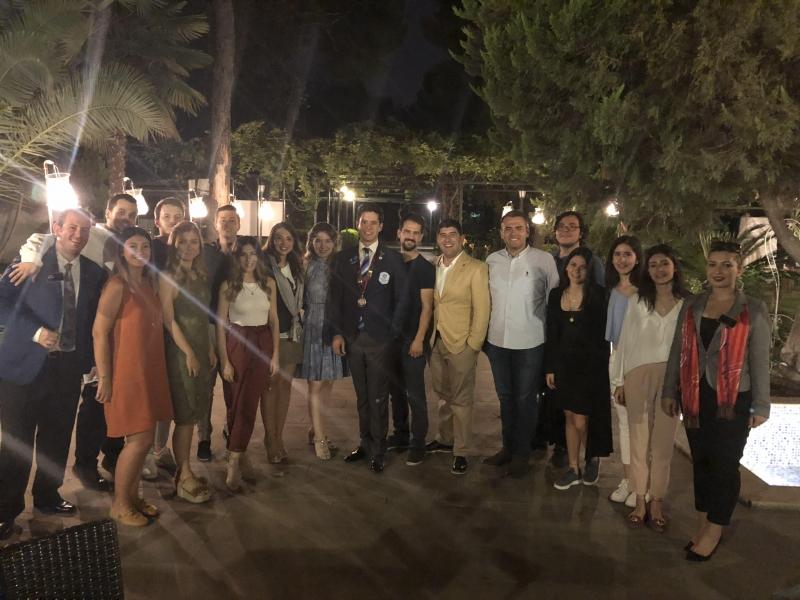 DOSYA & HABER | HABERİNİZ OLSUN || Dokuz Eylül Rotaract Kulübü Devir Teslimi Gerçekleştirdi