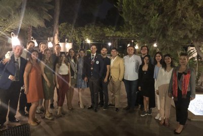 Dokuz Eylül Rotaract Kulübü Devir Teslimi Gerçekleştirdi | DOSYA & HABER