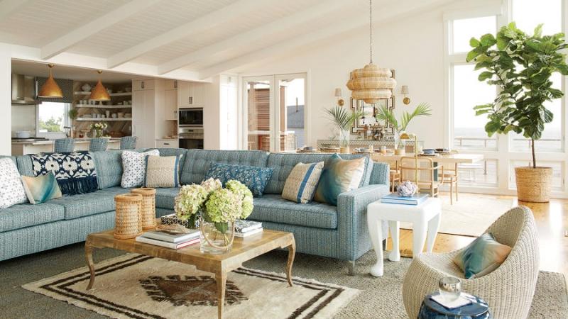 |  || Yazlık Ev Dekorasyonu İçin Tavsiyeler