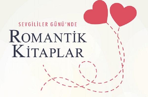 DOSYA & HABER | HABER || Sevgililer Günü'nde Romantik Kitaplar