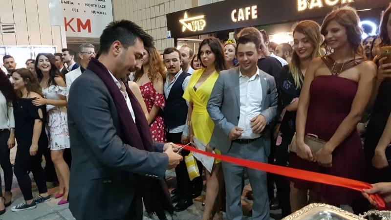 DOSYA & HABER | HABERİNİZ OLSUN || Back Stage VIP Cafe Açıldı