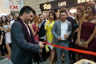 Back Stage VIP Cafe Açıldı | DOSYA & HABER