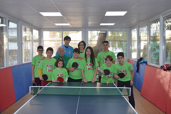 SPOR & SAĞLIK | SPOR || Bostanlıspor'un Masa Tenisi'nde Hedefi Şampiyonluk...
