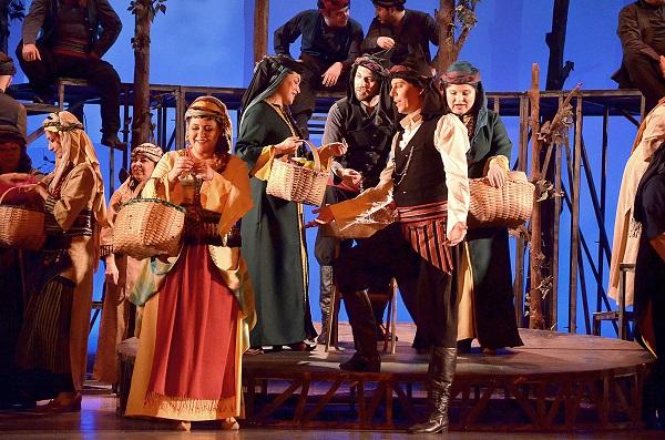 GEZİ & KÜLTÜR SANAT | KÜLTÜR SANAT || Hekimoğlu Operası Elhamra Sahnesi'nde