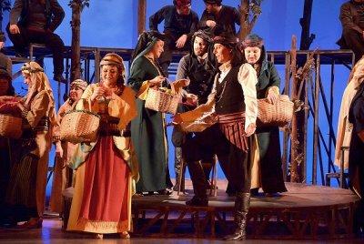 Hekimoğlu Operası Elhamra Sahnesi'nde   GEZİ & KÜLTÜR SANAT