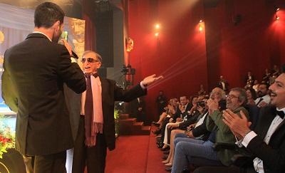 |  || Bedia Muvahhit Tiyatro Ödülleri Sahiplerini Buldu