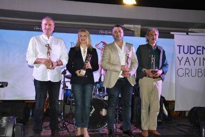 15. Tudem Edebiyat Ödülleri Sahiplerine Verildi   GEZİ & KÜLTÜR SANAT