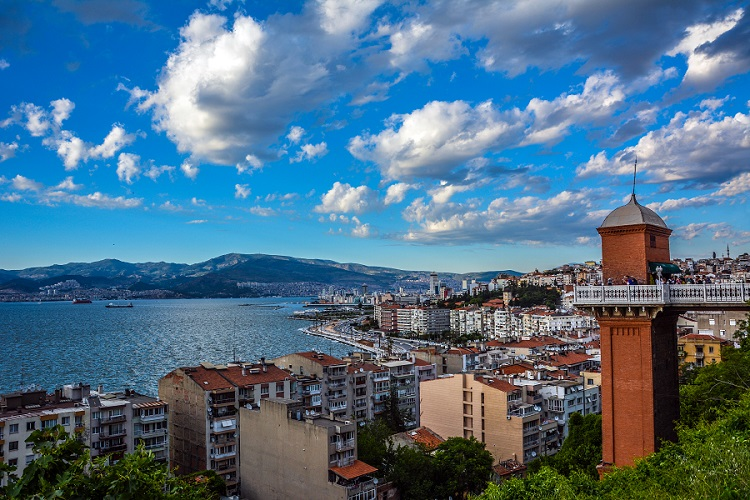 DOSYA & HABER | DOSYA || İzmir'de Güzel Fotoğraf Çektirilecek Yerler