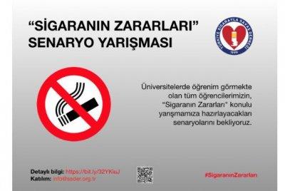 Sigaranın Zararları Senaryo Yarışması | DOSYA & HABER