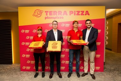 Pizza Pizza'ya Yeni İsim, Yeni Logo Pizza Pizza, Terra Pizza oldu | DOSYA & HABER