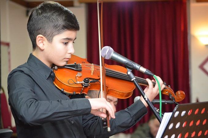 Almanya'da Mozart Ödülü Alan İlk Yabancı: Ali İnsan