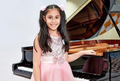 Geleceğin Piyanisti Arya Su Gülenç | DOSYA & HABER