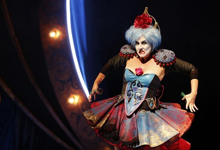 Opera Ve Mİzah Dolu Bİr Gösterİ: The Opera Locos