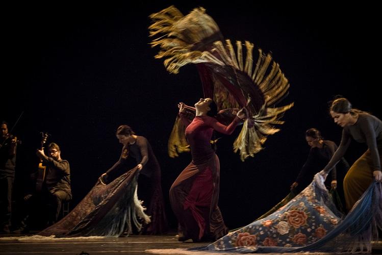 Flamenko'nun Sonsuz Kollu Divası María Pagés