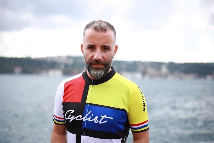 """Tanzer Kantık: """"İzmir, Bisiklette İlklerin Kenti"""""""
