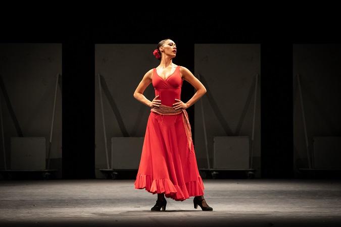 """Antonio Gades Topluluğu'ndan Hayat Dolu Bir """"Carmen"""" Eugenia Eiriz: """"Carmen'i bu kadar cesur yapan şey aşk!"""""""