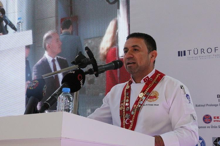 |  || Turizm Temsilcileri Horeca Fair İzmir'de Bir Araya Geldi