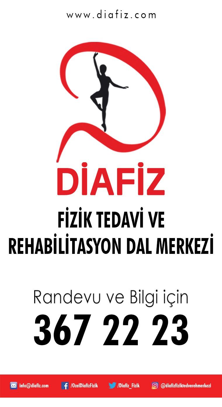 Diafiz Fizik Tedavi ve Rehabilitasyon Dal Merkezi