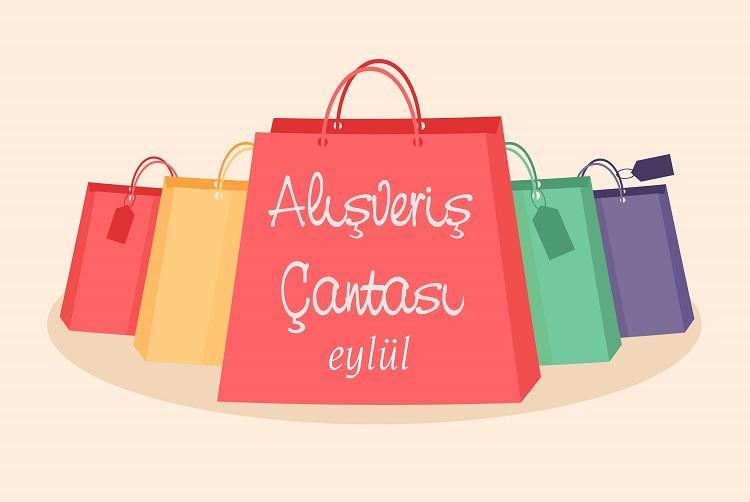 MODA |  || Alışveriş Çantası Eylül 2020