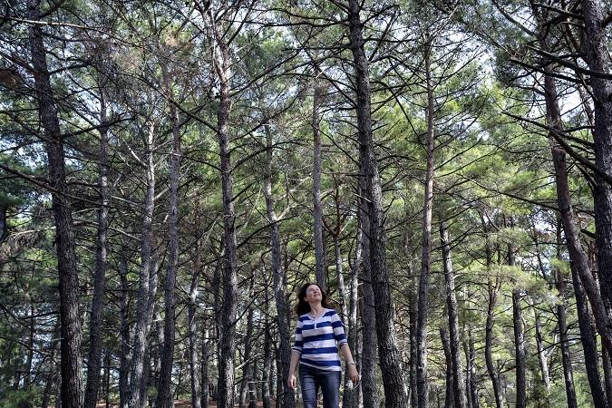 RÖPORTAJ |  || Orman Terapisti Gülden Karabudak